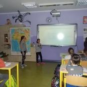 Klasa 5c pracuje metodą WebQuest (5.12.2016)