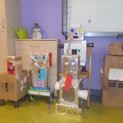Klasa 6b projektuje roboty_17