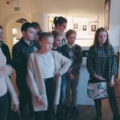 Klasa 6b w Warszawie (4.02.2020)