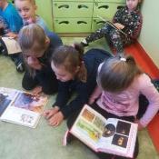 Klasa I A uwielbia czytać książki 2019 r._2