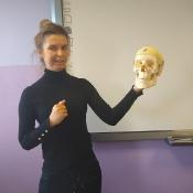 Klasa VIA poznaje tajniki ludzkiego ciała