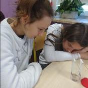 Klasa VIA zgłębia tajniki analizy chemicznej