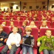 Klasy 0 - 3 z wizytą u Kopciuszka - przedstawienie baletowe - 15.12.2016 r._2