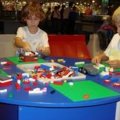 Klasy 1 na wystawie LEGO (23.09.2015)