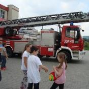 Klasy 2 u strażaków (23.05.2017)