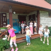 Klasy 3 w Krainie Rumianku (11.06.2021)