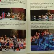 Klasy 4 na przedstawieniu baletowym (30.01.2020)