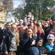 Klasy 4 w Sandomierzu (12.10.17)
