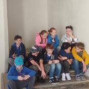 Klasy 5 na Szlaku Orlich Gniazd (29 - 31.05.2019)