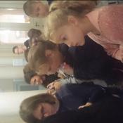 """Klasy 5 wędrują """"Szlakiem magnackich rezydencji Lubelszczyzny"""" (27.09.2018)"""
