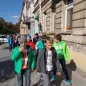 Klasy 5 z wizytą w Muzeum Henryka Sienkiewicza (1.10.2015)