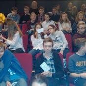Klasy 6 w teatrze