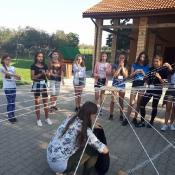 Klasy 7 na warsztatach edukacyjnych w Motyczu (20.09.2018)
