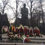 Klasy 8 na wycieczce w Warszawie (12.11.2019)