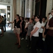 Klasy 8 w Sejmie RP i w Wilanowie_26