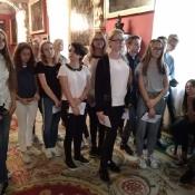 Klasy 8 w Sejmie RP i w Wilanowie (12.09.2018)