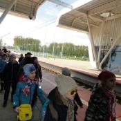 Klasy młodsze zwiedzają Port Lotniczy Lublin (9-12.05.2017)