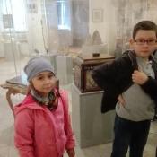 Klasy trzecie podziwiają uroki Puław (1.10.2019)