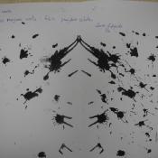 Kleksografia w klasie IVB_17