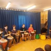 Koncert w rytmie bębnów (23.05.16)