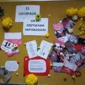 Konkurs na gazetkę z okazji 100. rocznicy odzyskania niepodległości rozstrzygnięty