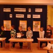 Konkurs o bezpieczeństwie w klasach 1 i 0 (27.10.2017 i 8.11.2017)