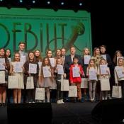 """Kornel laureatem Konkursu Piosenki dla Dzieci i Młodzieży """"Debiut 2019"""" (24.10.2019)"""