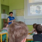 Lekcja chemii w klasach 1 i 2 (czerwiec 2016)