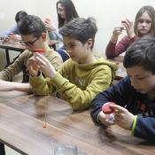 Magnetyzm, magnez i magnes… - warsztaty w klasie szóstej _8