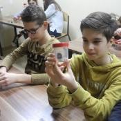 Magnetyzm, magnez i magnes… - warsztaty w klasie szóstej _9