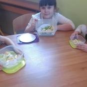 Mali kucharze polecają potrawy z jajek (28.03.2018)