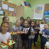 Mali kucharze z 3c przygotowali szaszłyki (24.02.2020)