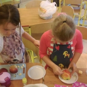 Mali kucharze z klas 2 (20-21.09.2017)