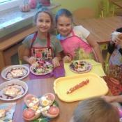 Mali kucharze z klas 2 (29.11.2017)