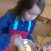 Mali kucharze z klas 2 (8.03.2018)
