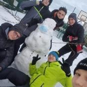 Matematyka na śniegu (21.01.2021)