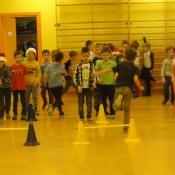 Mikołajkowy Turniej Sportowy w klasach 1-3 (6.12.2016)