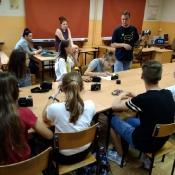 Młodzieżowe Warsztaty Dziennikarskie (19.09.2018)