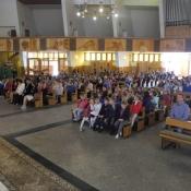 Msza Święta na rozpoczęcie roku szkolnego 2015/2016