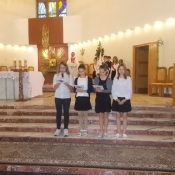Msza święta na zakończenie roku szkolnego_13