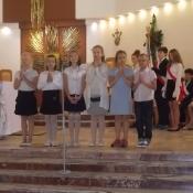Msza święta na zakończenie roku szkolnego_8