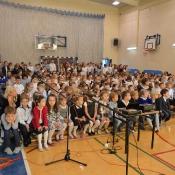 Msza święta z okazji jubileuszu 25-lecia Szkoły (06.10.2016)