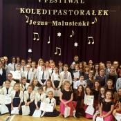 Nagroda dla Madzi Banaszek w V Wojewódzkim Konkursie Kolęd (14.01.2017)