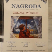 Nagroda dla Mikołaja w konkursie