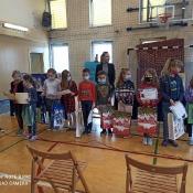 Nagrody w szkolnych konkursach dla uczniów klas 1-3 (17.02.2021)