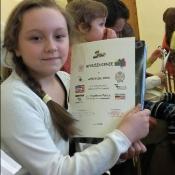 Nagrody w Wojewódzkim Konkursie Plastycznym (27.03.2018)