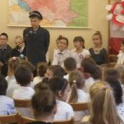 Narodowe Święto Niepodległości w klasach 1-3 (8.11.2019)