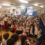 Dzień Niepodległości w Chrobrym - klasy młodsze_1