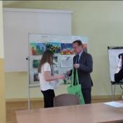 Paulina nagrodzona przez Konsula Honorowego RFN (23.05.2017)