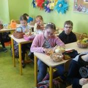 Pełne twórczości przygotowania do Świąt Wielkanocnych w klasie III C - 2017 r.